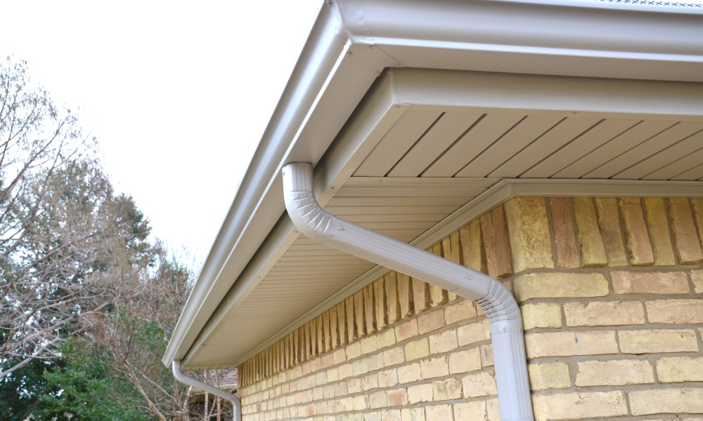 Rain Gutters Gutter Installation Dallas Tx Affordable