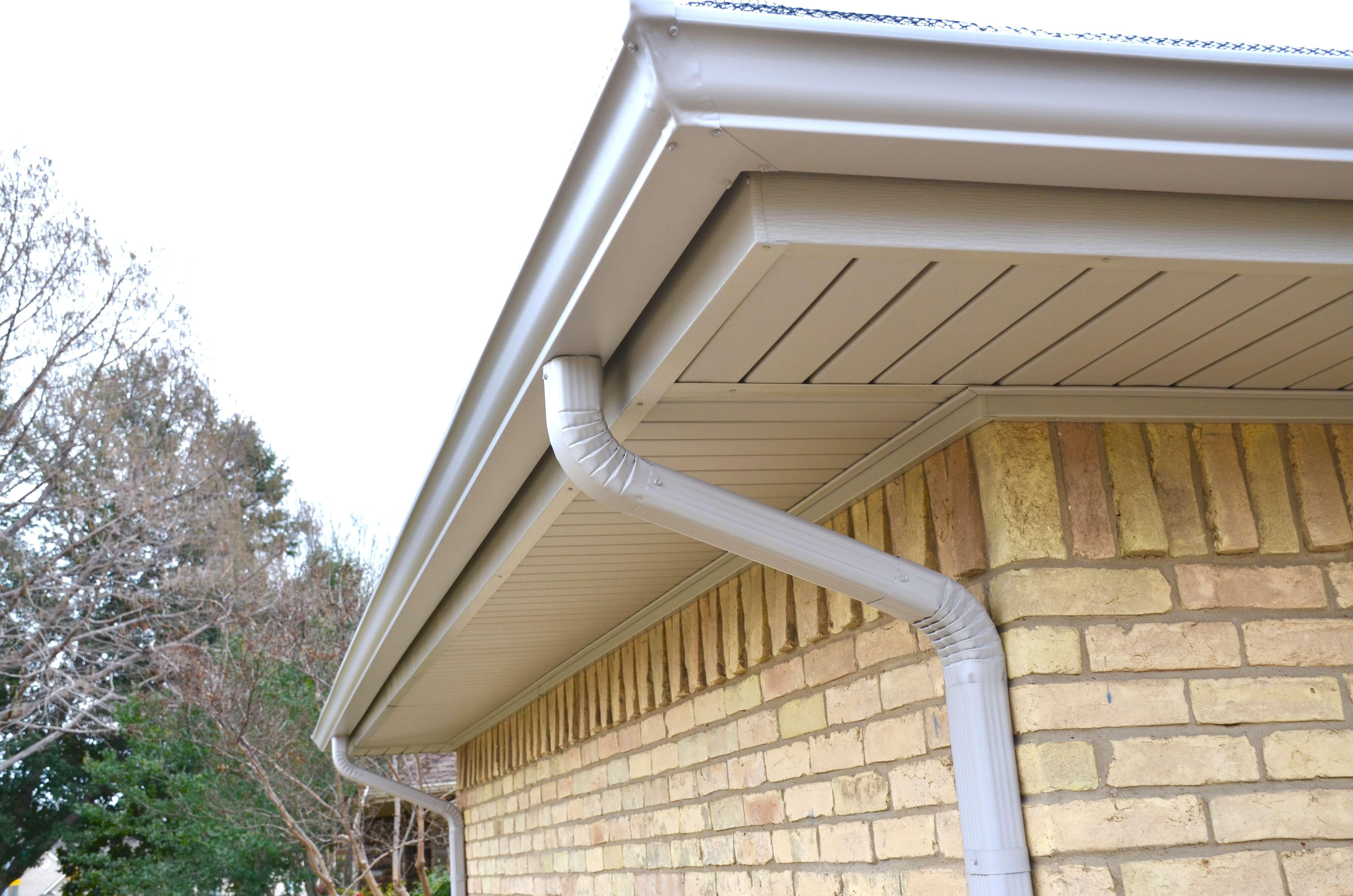 Rain Gutters Gutter Installation Dallas Tx Affordable